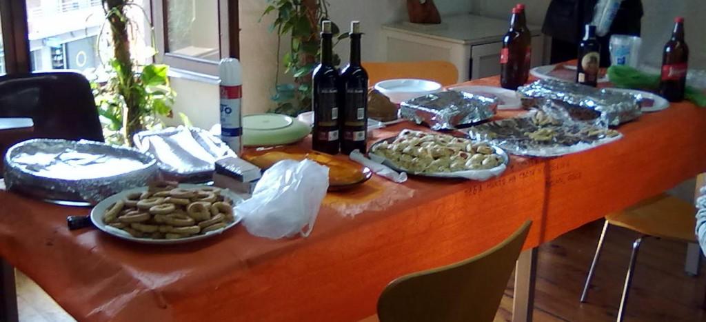 taula parada