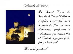 Invitació cloenda 2014