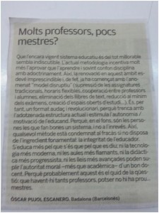 article professors