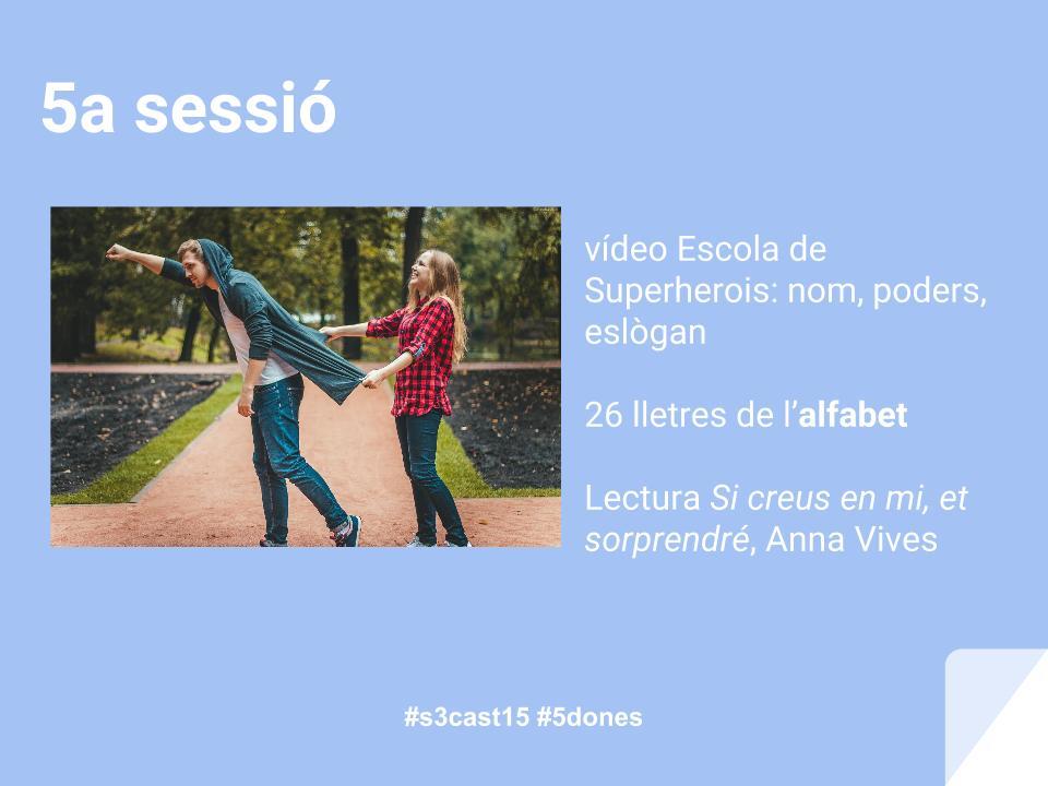 5a sessió