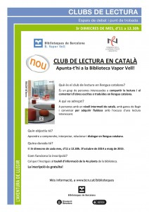 cartell CLUB-