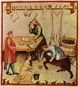 carnisseria medieval