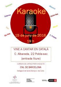 cartell karaoke