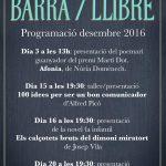 Barra / Llibre