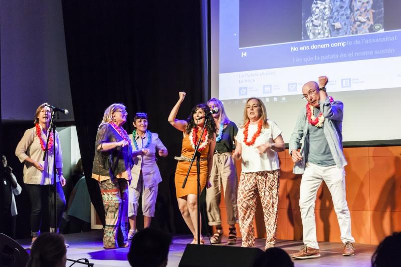 KARAOKE 2019.Delegació de Sants-Montjüic.CNL de Barcelona