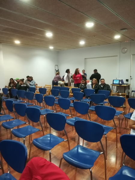 Festa de final de curs amb karaoke