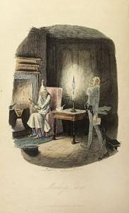 220px-Marley's_Ghost-John_Leech,_1843