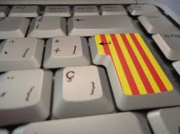 Teclat català