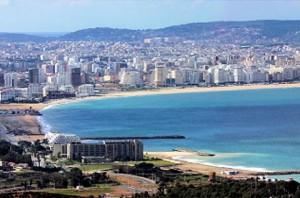 panoramica de Tanger