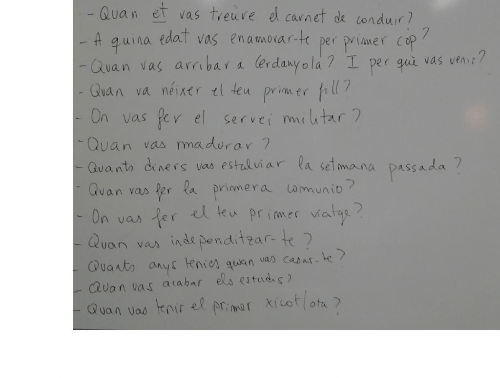 preguntes