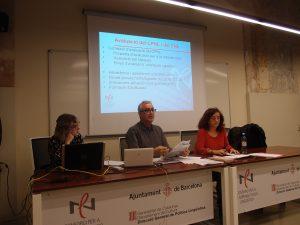 Jordi Font explica les novetats d'Ensenyament per al curs 2016-17
