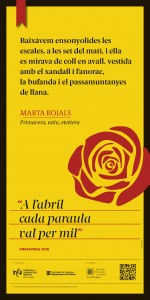 cartell 23 Marta Rojals ESPORTS
