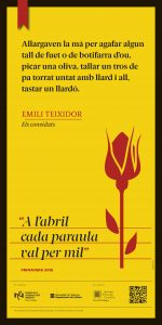 cartell 27 Emili Teixidor CARNISSERIA