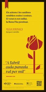 cartell 30 Olga Xirinacs PEIXATERIA