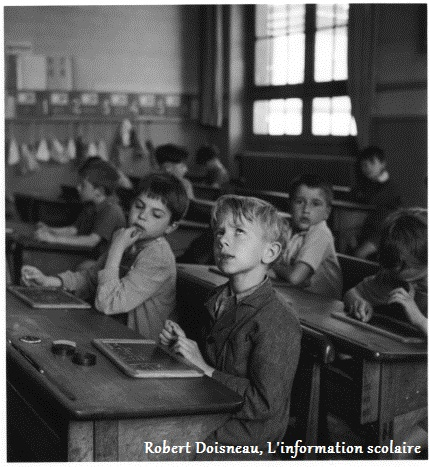 diaporama,490-L-information-scolaire,Paris-1956