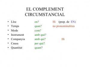 CCIRCUMSTANCIAL
