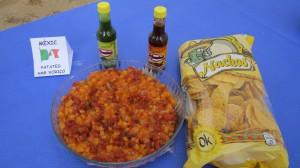 Primers i segons plats_Patates amb xoriço_Martha Inés