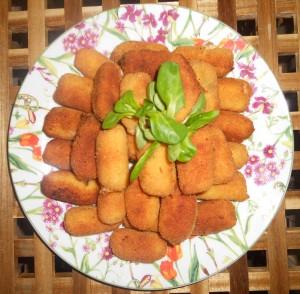 Primers i segons plats_Croquetes de bacallà a la madrilenya_Cristina Díez_1a