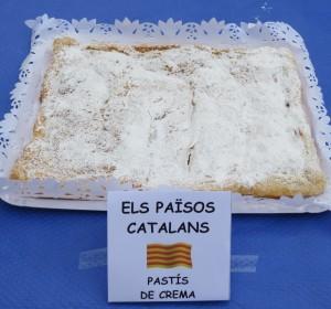 Postres · Pastís de crema · Antonia García García_petit