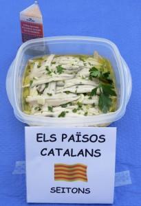 Primers i segons plats · Seitons en vinagre · Josefina Amezcua · Trobada Gastronòmica_petit