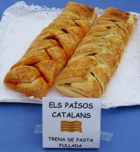 Primers i segons plats · Trena de pasta fullada · Julio Funtes Torra_petit