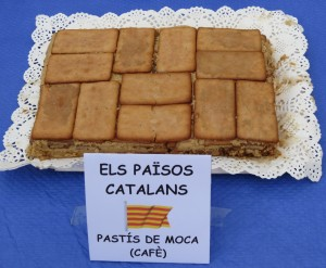 Postres · Pastís de moca · Lluïsa Miras Mora (2)_petit blog