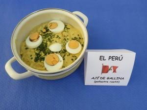 Primers i segons plats · Ají de pollastre · Maria Cano i Montes
