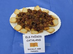 Primers i segons plats · Bacallà amb panses · Amèlia Cardona i Casas