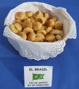 Primers i segons plats · Pa de formatge · Vanessa Lara